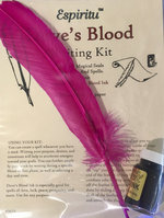 DOVE'S BLOOD MAGICAL WRITING KIT