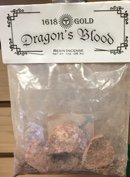 DRAGON'S BLOOD INCENSE RESIN 1 OZ