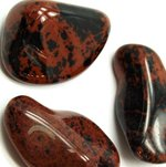 MAHOGANY OBSIDIAN Grounds & Protects