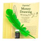 MONEY DRAWING MAGICAL WRITING KIT