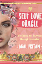 SELF LOVE ORACLE : FIND PEACE & HAPPNESS THROUGH THE CHAKRAS ( 36-CARD DECK & BOOK )