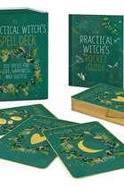 PRACTICAL WITCH'S SPELL DECK : 100 SPELLS FOR LOVE, HAPPINESS & SUCCESS ( 100-CARD DECK & 48-PAGE MINI-BOOK )