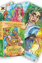 EARTHCRAFT ORACLE : A 44-CARD DECK & GUIDEBOOK OF SACRED HEALING