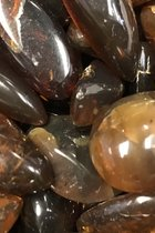 BLUE / BROWN AMBER Stability & Healing