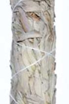 "9"" WHITE SAGE SMUDGE STICK"