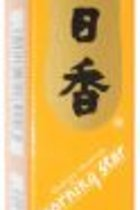 MORNING STAR AMBER INCENSE 50