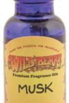 MUSK WILDBERRY INCENSE OIL