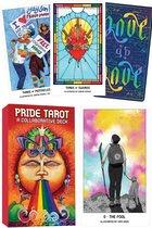 PRIDE TAROT ( 78-CARD DECK & 192-PAGE GUIDEBOOK )