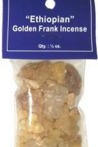 GOLD FRANKINCENSE RESIN INCENSE