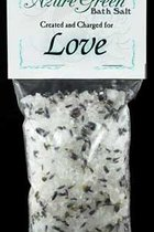 LOVE BATH SALTS 5OZ