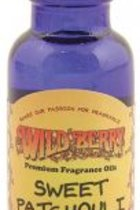 SWEET PATCHOULI WILDBERRY INCENSE OIL