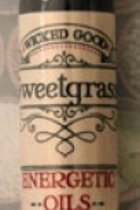 SWEETGRASS WICKED GOOD ENERGETIC OIL 2 DRAM