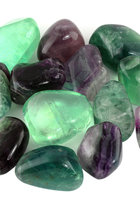 FLUORITE TUMBLED Purifier/Cleanser
