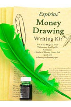 MONEY DRAWING MAGICAL WRITING KIT