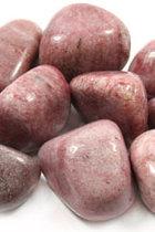 PINK THULITE 'Stone of Nurturing'